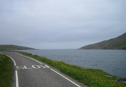 Heading to Vatersay