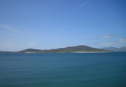 Taransay Island (BBC's 2000 Castaway reality TV show was filmed on this island)