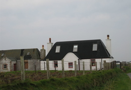 Tiree Houses