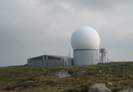 NATS Radar Station