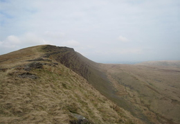 Fan Hir (Black Mountain, Wales)
