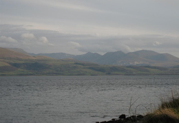 Snowdonia Across The Drink