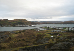 Easdale and Easdale Island