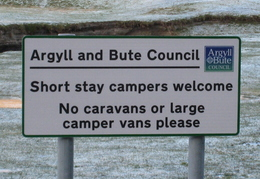 Council sign