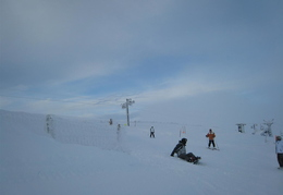 Cairngorm skiing 27th Dec