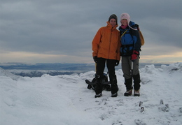 Summit Of Ben More