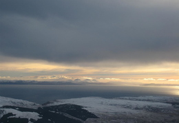Jura, Colnsay & Islay from Ben More Summit