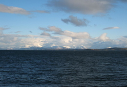 View NE from Craignure towards mainland