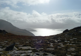 Towards Ullapool