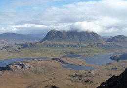 Tuesday: Col Mor From Stac Pollaidh