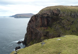 Cape Wrath: Big cliffs