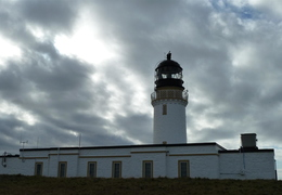 Cape Wrath Light House