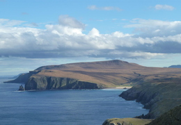 Looking towards Kearvaig