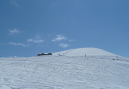 Cairngorm from the East Wall