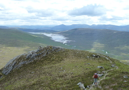 Day 3: South Kintail Ridge (7 Munros in a day)