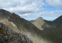 The 3 Munro's On The Sisters' Ridge